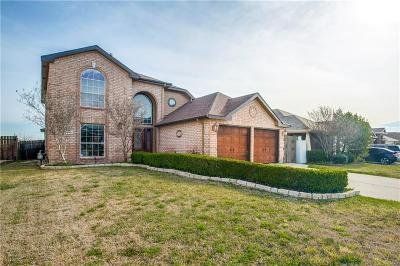 Azle Single Family Home For Sale: 9700 Westmere Lane