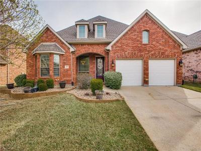 Lantana Single Family Home For Sale: 1409 Burnett Drive