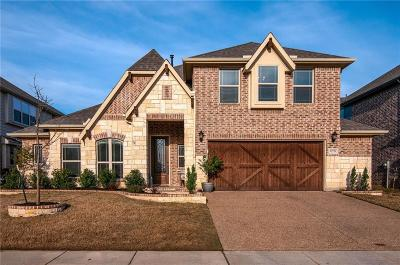 Fort Worth Single Family Home Active Kick Out: 12721 Steadman Farms Drive