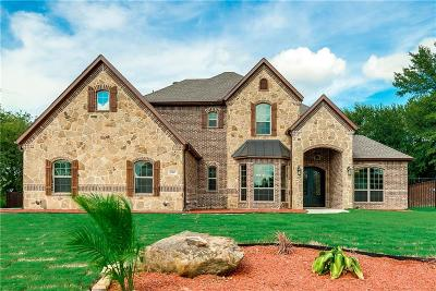Cedar Hill Single Family Home Active Option Contract: 2807 Singletree Cove