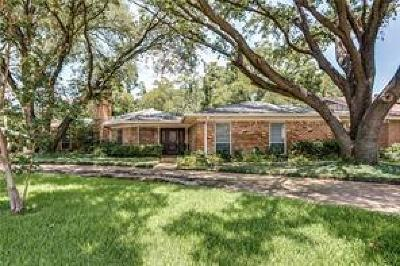 Dallas County Single Family Home For Sale: 109 Tuscany Court