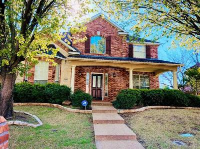 Lewisville Single Family Home For Sale: 2303 Balleybrooke Drive