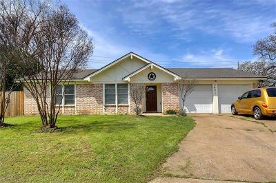 Forest Hill Single Family Home For Sale: 3401 Appletree Court