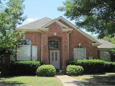 Plano Residential Lease For Lease: 4340 Pearl Court
