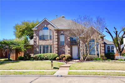 Dallas County Single Family Home Active Contingent: 1891 Quail Lane