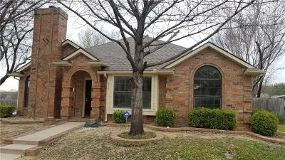 McKinney Single Family Home For Sale: 812 Inland Lane