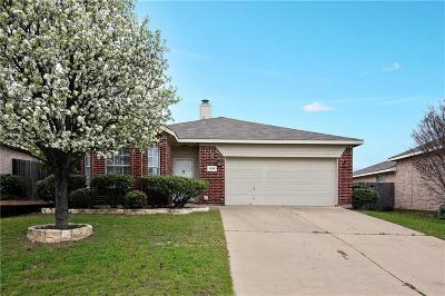 Fort Worth Single Family Home For Sale: 6420 Stonewater Bend Trail