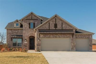 McKinney Single Family Home For Sale: 8001 Deep Water Cove