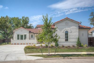 Fort Worth Single Family Home For Sale: 140 Pineland Place