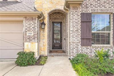 Euless Single Family Home Active Option Contract: 1505 Perdido Drive