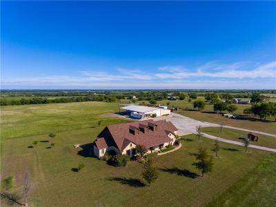 Sanger Single Family Home For Sale: 10130 Forester Road