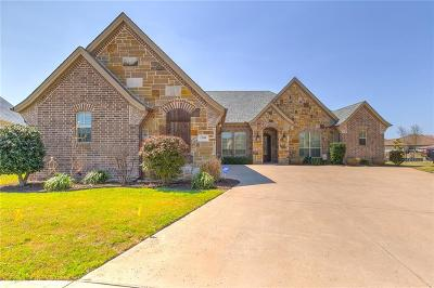 Parker County, Tarrant County, Hood County, Wise County Single Family Home Active Option Contract: 1200 Huntington Cove Court
