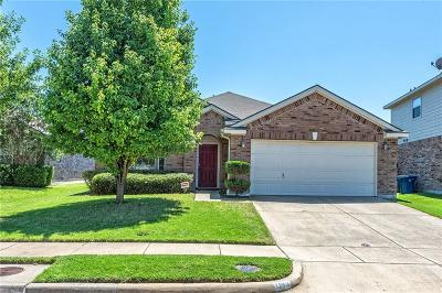 Forney Single Family Home For Sale: 1014 Comfort Drive