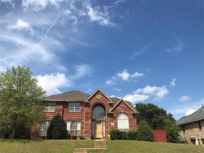 Desoto Single Family Home For Sale: 809 Bridgeport Drive