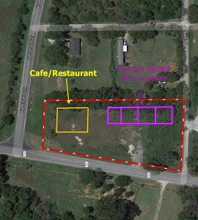 Commercial Lots & Land For Sale: 15793 Fm 920