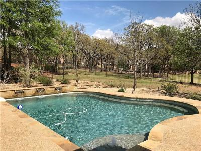 Flower Mound Single Family Home For Sale: 3104 Oak Crest Drive