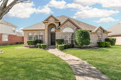 Frisco Single Family Home For Sale: 4907 Lakeland Drive
