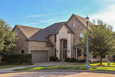 Keller Single Family Home Active Contingent: 929 Forest Park Court