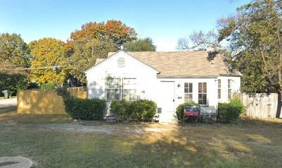 Dallas, Fort Worth Single Family Home For Sale: 4263 S Cresthaven Road