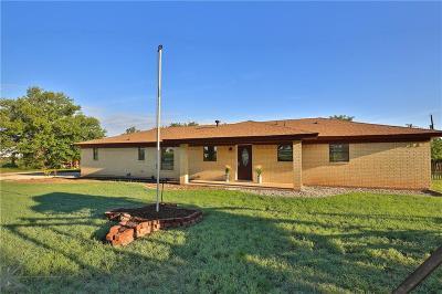Abilene Single Family Home For Sale: 210 Hardison Lane