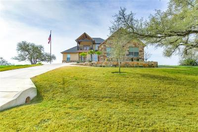 Cleburne Single Family Home For Sale: 6445 Berkshire Circle