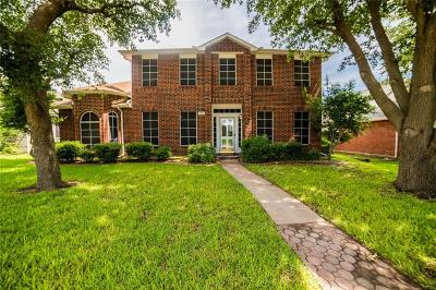 Mesquite Single Family Home For Sale: 831 Sumner Drive