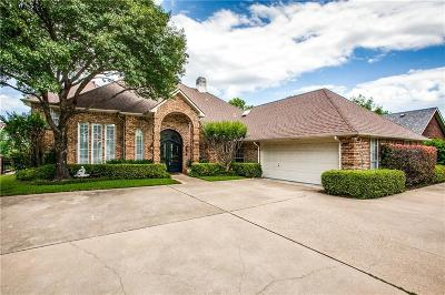 Garland Single Family Home For Sale: 2721 Oak Point Drive