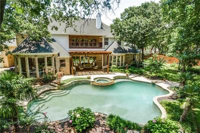 Flower Mound Single Family Home For Sale: 1306 Noble Way