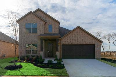McKinney Single Family Home For Sale: 3701 Sweetclover Drive