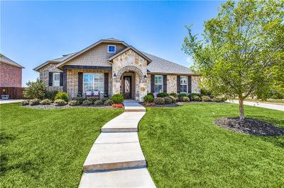 Prosper Single Family Home Active Kick Out: 1321 Brittany Way