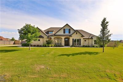 Abilene Single Family Home For Sale: 225 Prairie Creek Way