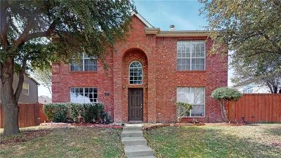 Allen Single Family Home For Sale: 1207 Willoughby Drive