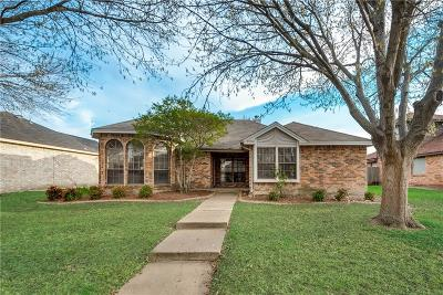 Rowlett Single Family Home For Sale: 8902 Briarwood Drive