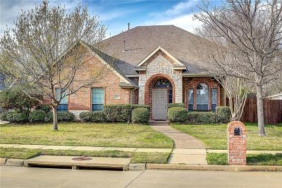 Corinth Single Family Home For Sale: 3901 Park Wood Drive