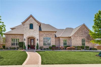 Prosper Single Family Home For Sale: 1110 Monticello Drive