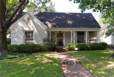 Highland Park Residential Lease Active Option Contract: 4642 S Versailles Avenue