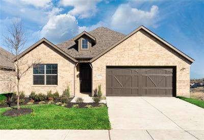 McKinney Single Family Home For Sale: 2820 Country Church Road