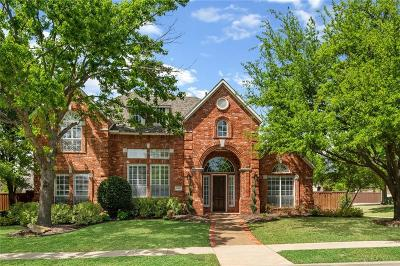 Collin County Single Family Home For Sale: 5689 Widgeon Way