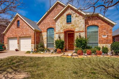 Grand Prairie Single Family Home Active Option Contract: 3024 Rosina