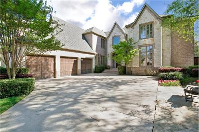 Dallas, Fort Worth Single Family Home For Sale: 6804 Mimosa Lane