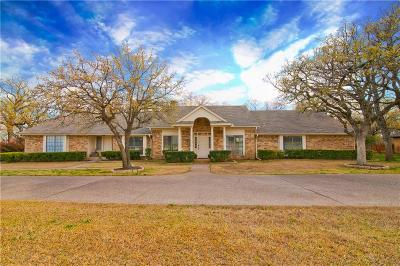 Double Oak Single Family Home Active Option Contract: 110 Shady Oaks Lane