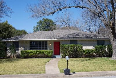 Desoto Single Family Home Active Option Contract: 127 Mantlebrook