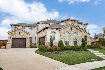 Frisco Single Family Home For Sale: 6476 Forefront Avenue
