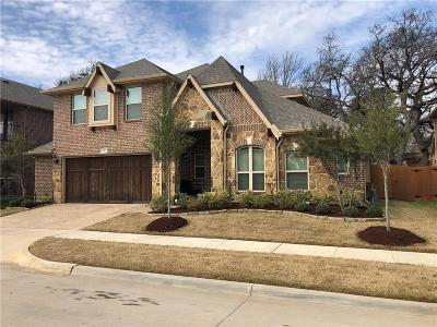 Euless Single Family Home Active Option Contract: 602 Orchard Green Drive