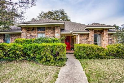 Dallas Single Family Home For Sale: 9131 Sweetwater Drive