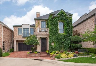 Dallas Single Family Home For Sale: 5935 Preston Gate Court