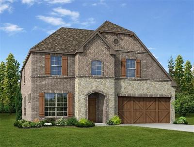Dallas, Fort Worth Single Family Home For Sale: 9637 Trail Boss Drive