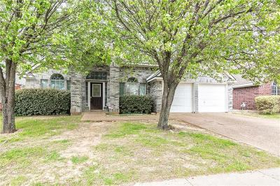 Desoto Single Family Home For Sale: 521 Spicewood Drive