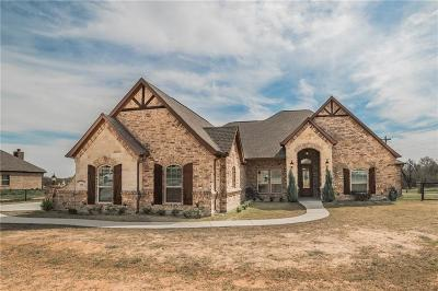 Springtown Single Family Home Active Contingent: 100 Spring Meadow Drive
