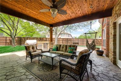 Allen Single Family Home Active Option Contract: 2 Oxford Place